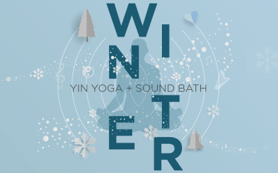 Winter yoga and sound bath journey