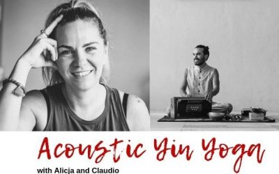 Acoustic Yin – special 2 hour class with live music
